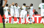 Thái Lan 0-3 Ả Rập Saudi (Vòng loại World Cup 2018)