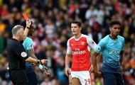 Xhaka 'sống' nhờ lời khích lệ của Wenger