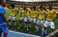 James Rodriguez chói sáng, dàn sao Colombia ăn mừng 'cực độc'
