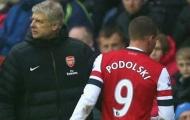 Podolski: Trước khi HLV Wenger đến, Arsenal có gì?