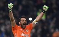 Từ Pirlo đến Ibrahimovic - Đội hình những danh thủ từng sát cánh cùng Gianluigi Buffon