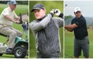 10 sao bóng đá mê golf như 'điếu đổ'
