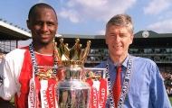 Arsenal thay Wenger, sao không là Vieira?