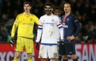 Khi Diego Costa bỏ bóng đá người với Ibrahimovic