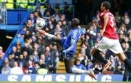 Góc siêu phẩm: Cú volley của Demba Ba khiến De Gea chôn chân