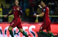 Nổ súng không ngừng nghỉ, Cristiano Ronaldo nói gì?