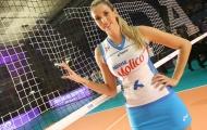 Thaisa Menezes - vận động viên bóng chuyền quyến rũ nhất