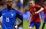 02h00 ngày 29/03, Pháp vs Tây Ban Nha: Đại chiến giữa các vì sao