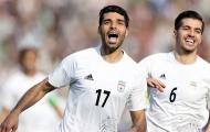 Thua Iran, Trung Quốc trôi xa giấc mơ World Cup