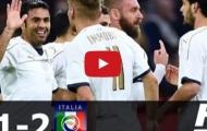 Hà Lan 1-2 Italia (giao hữu)
