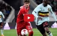 Nga 3-3 Bỉ (giao hữu)