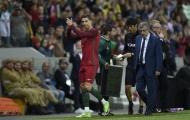 Rời sân phút 60, Ronaldo bất lực nhìn đội nhà thất bại