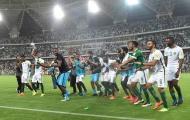 Saudi Arabia vs Iraq (Vòng loại World Cup 2018 khu vực châu Á - Bảng B)
