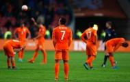 Thảm họa đến từ Liên đoàn bóng đá Hà Lan