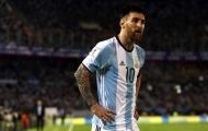 'Trảm' Messi 4 trận: Trò hề của MAFIFA?