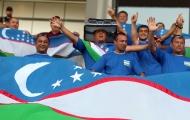 Uzbekistan vs Qatar (Vòng loại World Cup 2018 khu vực châu Á - Bảng A)
