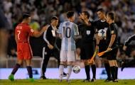 Vì Messi, Barca phát hờn FIFA