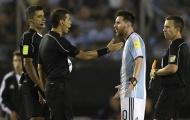 Lá thư Lionel Messi gửi FIFA làm rõ 'câu chửi bâng quơ'