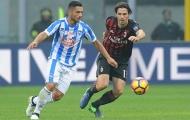 20h00 ngày 2/4, Pescara vs AC Milan: Buồn ngủ gặp chiếu manh