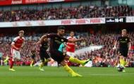 Sergio Aguero nâng tỷ số 1-2 cho Man City (Arsenal vs Manchester City)