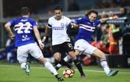01h45 ngày 04/4, Inter Milan vs Sampdoria: Không được phép thua