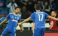 Ép sân cả trận, Napoli chỉ giành được 1 điểm trước Juventus
