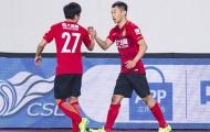 Guangzhou Evergrande vs Shanghai SIPG (Vòng 3 Chinese Super League)