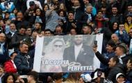 Juventus 'thót tim' giữ lại 1 điểm trước Napoli