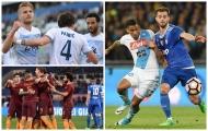 Juventus và Napoli chia điểm: Thành Rome mở hội