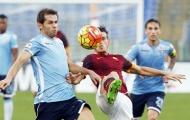 01h45 ngày 5/4, Roma vs Lazio: Bầy sói ngược sóng?