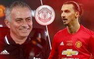 'Chửi xéo' Sanchez, Mourinho từng ngầm tiết lộ sự ra đi của Ibrahimovic