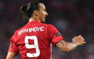 Màn trình diễn của Zlatan Ibrahimovic trước Everton