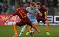 Ghi tới 3 bàn, Roma vẫn phải chia tay Coppa Italia