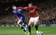 Shaw tỏa sáng phút bù giờ, M.U hòa hú vía trước Everton