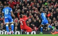 'Nụ hôn Brazil' không thể giúp Liverpool giành chiến thắng