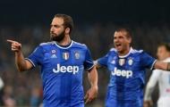 Ra chân lạnh lùng, Higuian 'tiễn' Napoli khỏi Coppa Italia