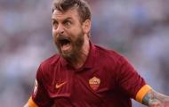 Sau 27 năm, De Rossi tính chuyện chia tay AS Roma