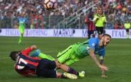 Góc Serie A: Inter thua sốc, Milan trút giận
