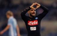 Thua toàn diện trước Napoli, Lazio vỡ mộng Champions League