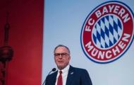 'Chỉ Bayern mới có thể hạ Real'