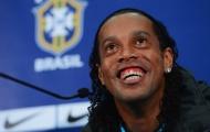 Khuấy động tháng 4 cùng 'Thánh quẩy' Ronaldinho