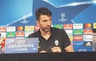 Trước đại chiến, Buffon chơi 'đòn tâm lý' với Messi