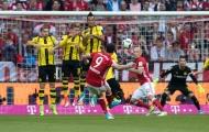 GOALMANIA và vòng đấu bùng nổ số bàn thắng tại Bundesliga