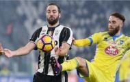20h00 ngày 15/04, Pescara vs Juventus: Sự thù hận của Zeman