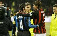 Những trận derby Milan KINH ĐIỂN trong quá khứ