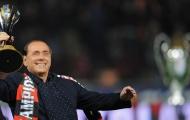 Tâm điểm Inter vs Milan: Sống chết vì... món quà tặng Berlusconi