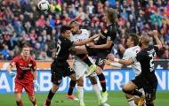 Thi đấu hơn người, Hùm xám vẫn bị Leverkusen níu chân