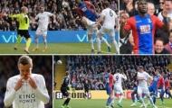 Vardy nổ súng, Leicester chỉ có 1 điểm dù dẫn trước 2 bàn