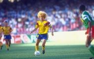 Carlos Valderrama: Huyền thoại tóc xù của Colombia