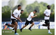 Juventus nhận cú hích, Dybala đã trở lại tập luyện
